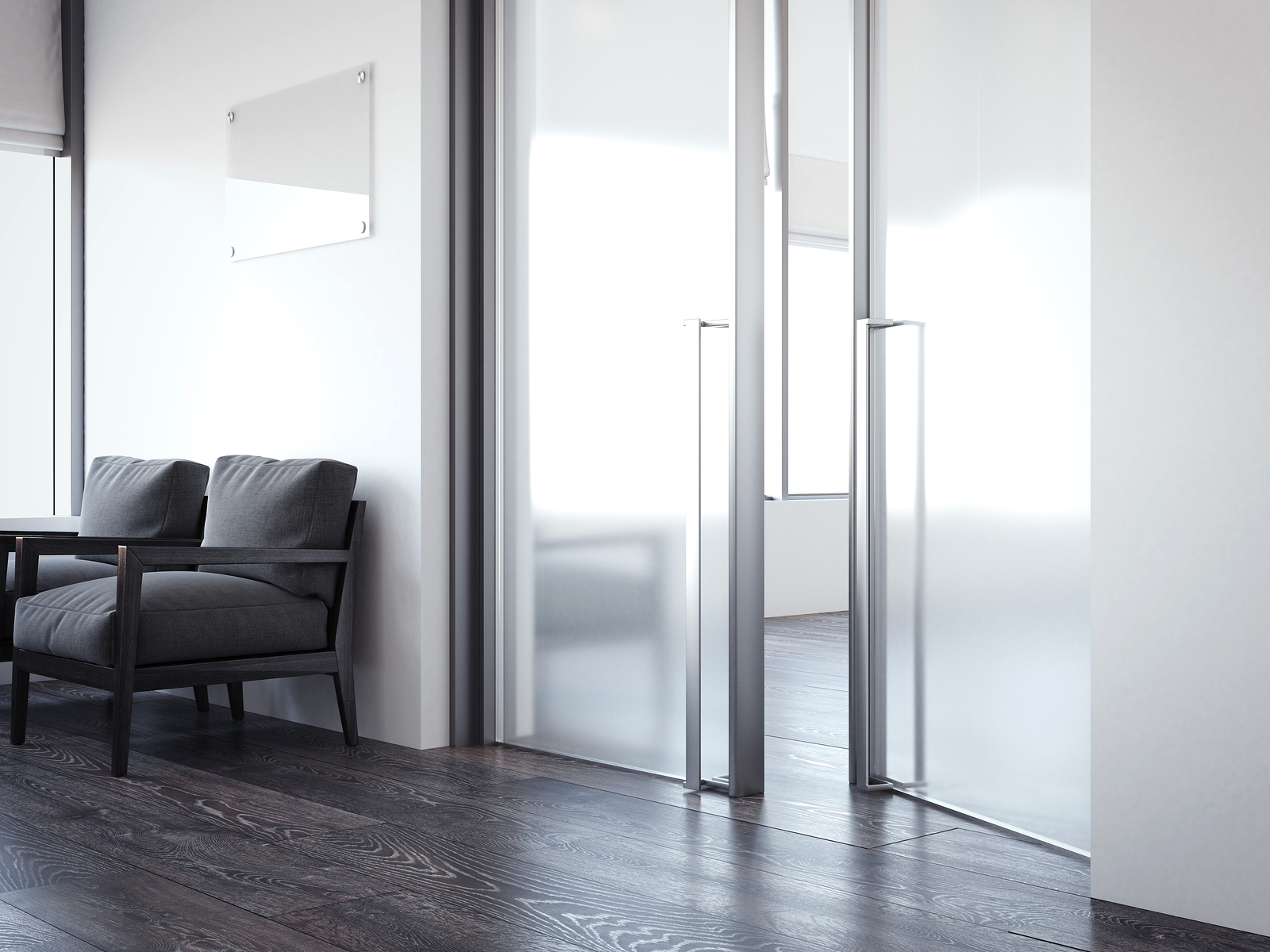 Interior doors - Glass doors - Barn Doors - Office doors ... |Frosted Glass Office Doors