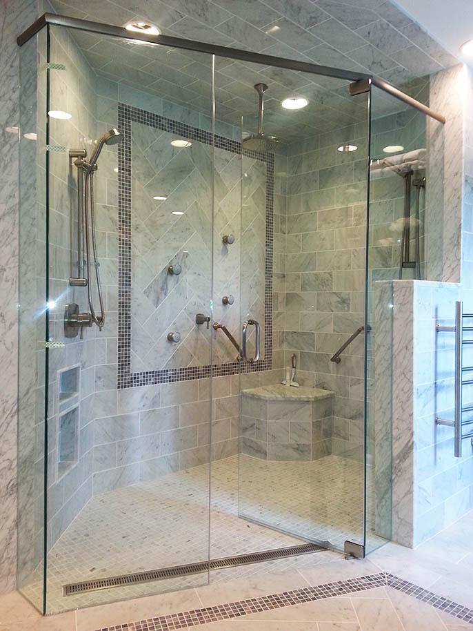 Gl Shower Doors Enclosures In Wilmington Nc Standard